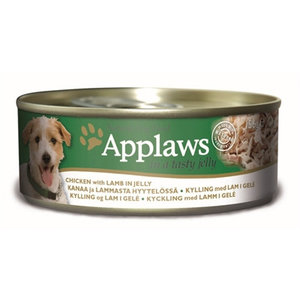 Applaws Applaws dog blik jelly chicken / lamb