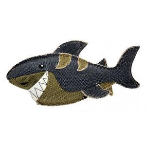 Duvo+ Duvo+ canvas haai