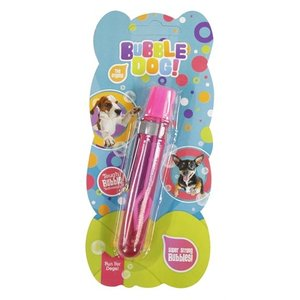 Bubble dog Bubble dog hand bellenblaas
