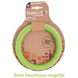 Rubb'n'roll Rubb'n'roll ring groen