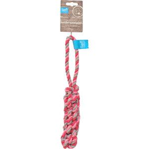 Lief! Lief! hondenspeelgoed flosstick girls roze / wit