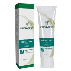 Vets best Vets best dental gel hond