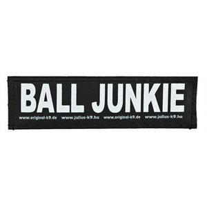 Julius k9 Julius k9 labels voor power-harnas / tuig ball junkie