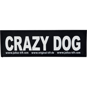 Julius k9 Julius k9 labels voor power-harnas / tuig crazy dog