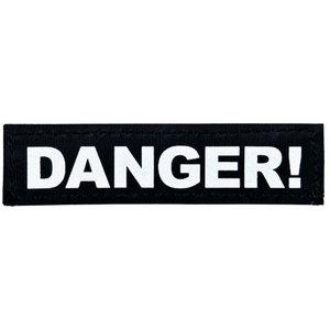 Julius k9 Julius k9 labels voor power-harnas / tuig danger