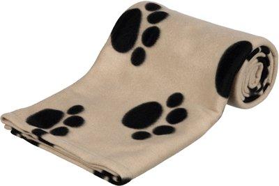 Trixie barney fleece hondendeken beige 150x100cm