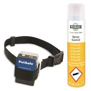 Petsafe Antiblaf halsband met spray citronella