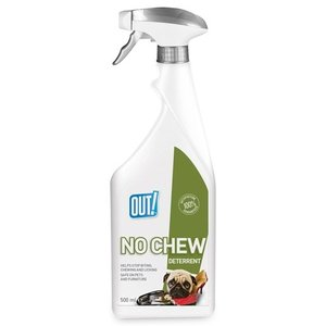 Out! Out! no chew deterrent spray