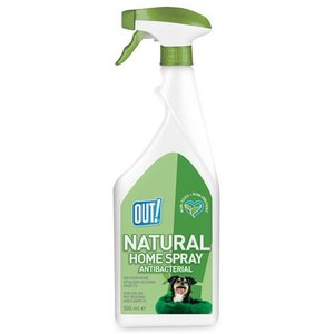 Out! Out! natural home spray antibacterial