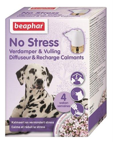 Beaphar No Stress Verdamper + vulling hond Per stuk