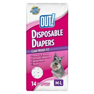 Out! Out! disposable diapers