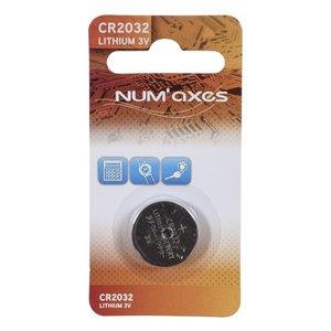 Numaxes Numaxes lithium batterij cr2032
