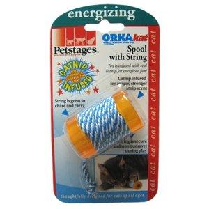 Petstages Petstages orka catnip infused spool