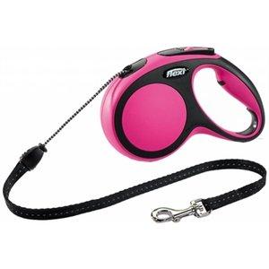 Flexi Flexi rollijn new comfort cord roze