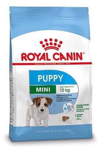 Afbeelding Royal Canin Mini Puppy hondenvoer 2 kg door Online-dierenwinkel.eu