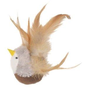 Jolly moggy Rosewood vogel met canip en dierengeluid