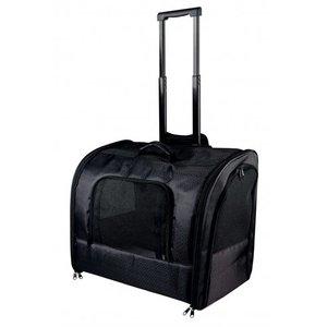 Trixie Trixie reismand trolley elegance zwart