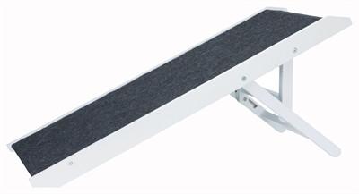 Trixie loopplank in hoogte verstelbaar wit 36 ã? 90 cm