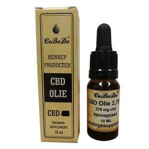 Cebede Cebede cbd olie 2,75% hennep
