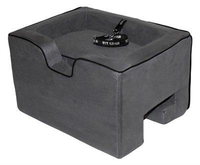 Pet gear autostoel grijs 35,5x45,5x28 cm