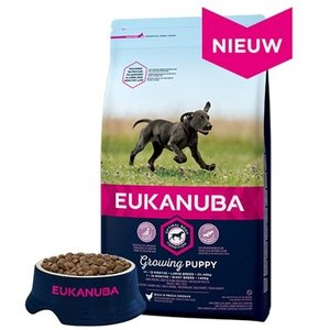 Eukanuba Eukanuba dog developingjunior large breed chicken