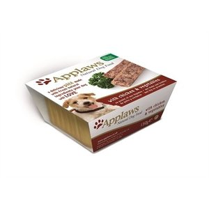 Applaws 7x applaws dog pate chicken