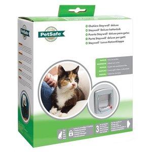 Petsafe Petsafe kattenluik handmatig tot 7 kg grijs