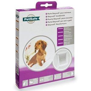Petsafe Petsafe kattenluik small wit/transparant