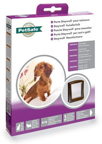 Staywell Original Small Pet Door 730 Bruin