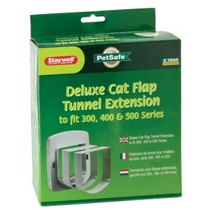 Petsafe Petsafe tunnelstuk voor kattenluik 350 grijs