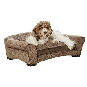 Enchanted pet Enchanted hondenmand sofa harper arch bruin