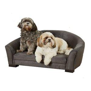 Enchanted pet Enchanted hondenmand sofa artemis grijs
