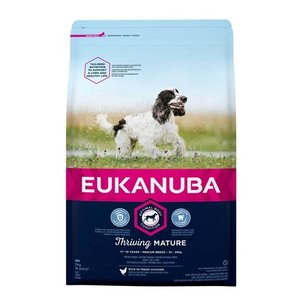 Eukanuba Eukanuba dog mature/senior medium breed
