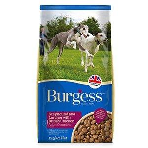 Burgess Burgess supadog greyhound & lurcher