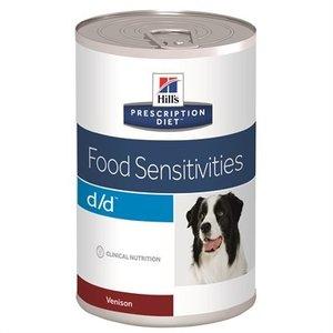 Hill's prescription diet 12x hill's canine d/d wild