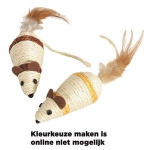 Zolux Zolux sisal muis assorti