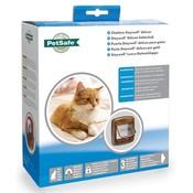 Petsafe Petsafe kattenluik tot 7 kg magnetisch slot hout