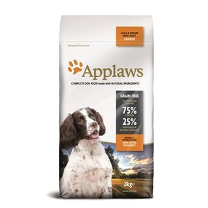 Applaws Applaws dog adult small / medium chicken