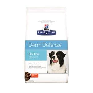 Hill's prescription diet Hill's canine derm defense