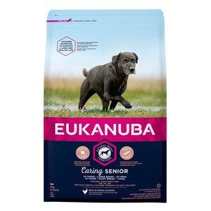 Eukanuba Eukanuba dog mature/senior large breed chicken