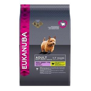 Eukanuba Eukanuba dog adult small breed chicken