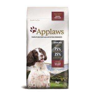 Applaws Applaws dog adult small / medium lamb