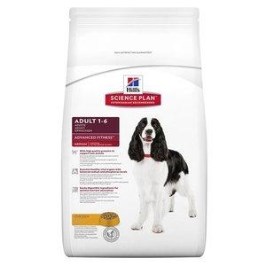 Hill's science plan Hill's canine adult advanced fitness kip