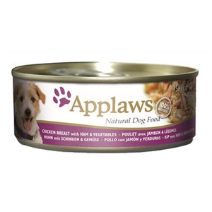 Applaws Applaws dog blik chicken / ham / vegetables