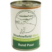 Meadowfield 6x meadowfield meat blik rund puur