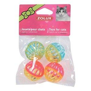 Zolux Zolux kattenspeelgoed bal met bel assorti