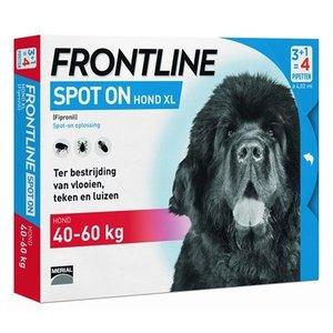 Frontline Frontline hond spot on xl
