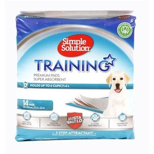 Simple solution Simple solution puppy training pads