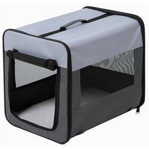 Adori Adori transportbench soft easy grijs/zwart
