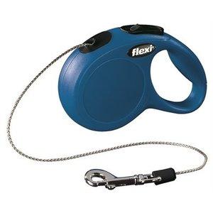 Flexi Flexi rollijn classic cord blauw